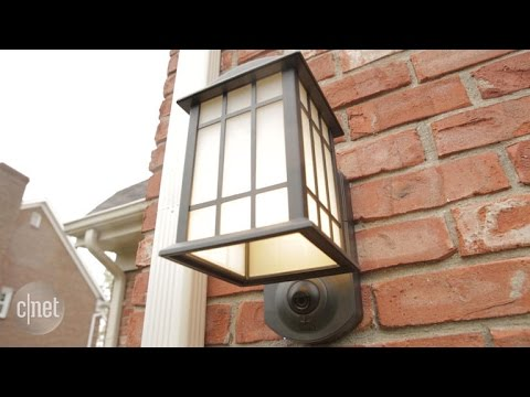 The Kuna porch light's hidden camera is watching you