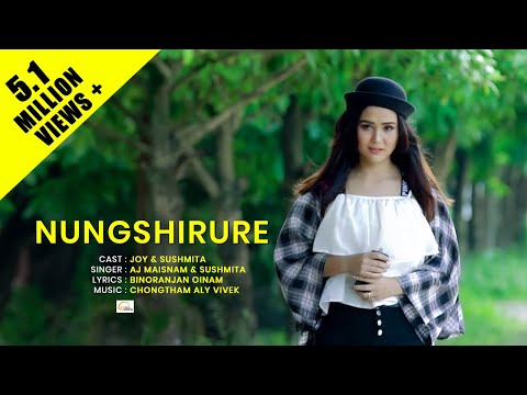 Nungshirure || Joy Thokchom & Sushmita || Aj Maisnam & Sushmita || Official Music Video Release 2017