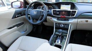 Honda Accord 9 Разгон до 100 km h