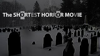 Scary Vine - Shortest Horror Movie (Oldshool Horror Movie Scetch)