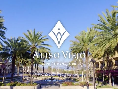 Aliso Viejo Town Center Revitalization