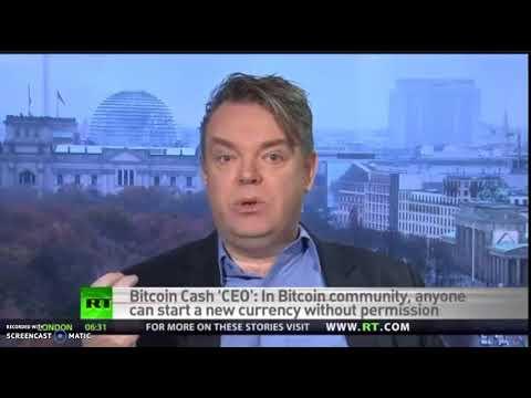 Bitcoin Cash CEO Rick Falkvinge Predicts Bitcoin