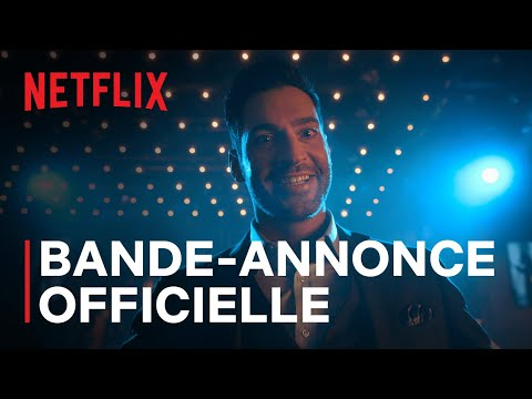 Lucifer - Saison5 - Partie2   Bande-annonce officielle VF   Netflix France