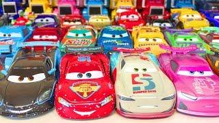 Тачки 3 Машинки Молния Маквин Новые Игрушки Распаковка Видео для Детей