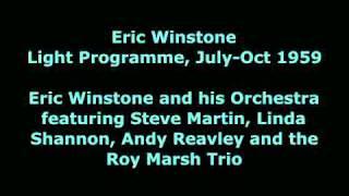 Eric Winstone (Light Programme, July-October 1959)