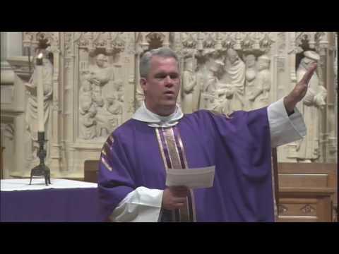 April 2, 2017: Sunday Worship Service at Washington National Cathedral