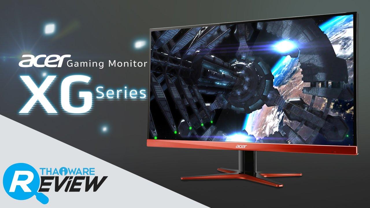 Acer Gaming Monitor XG Series 27