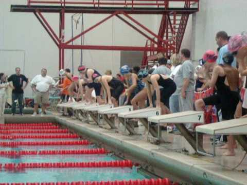 50 Free Final (Nebraska Meet on 12/12-14/2008)
