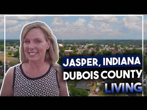 Living In Jasper, Ferdinand, Huntingburg In Dubois County In Southern Indiana