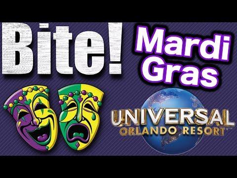 Universal Orlando Mardi Gras 2018 details