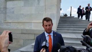 TigerNet.com - Dabo Swinney at the Capitol
