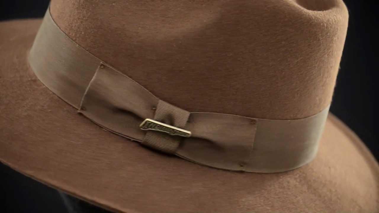Official Indiana Jones Hat 092476ecad8