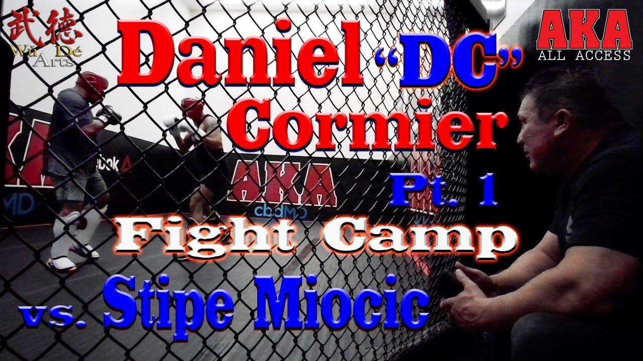 """Daniel Cormier """"DC"""" Prepares to Fight Stipe Miocic 3, Part 1"""