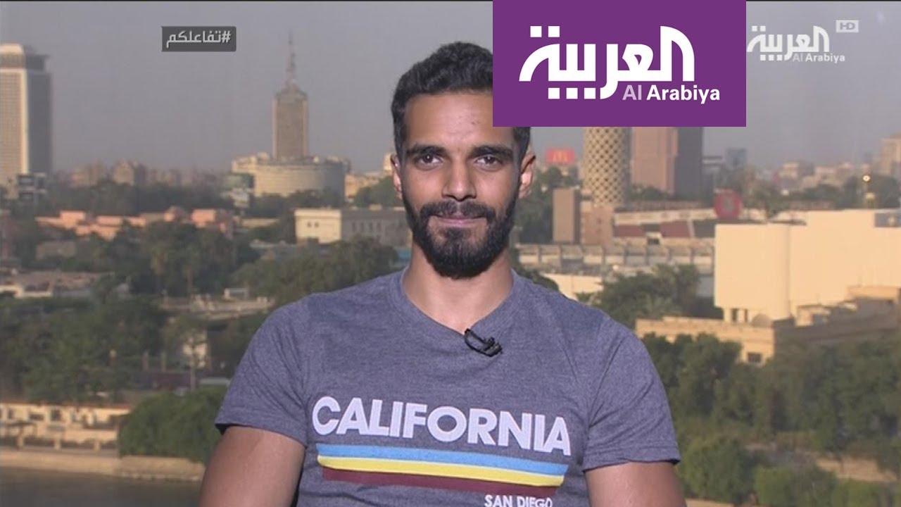 تفاعلكم: مصري يقلد نجوم الصف الأول على الهواء