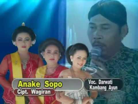 ANAK E SOPO-TAYUB GEMBLUNG BUDOYO-LANGEN BEKSAN
