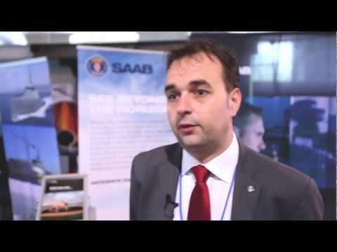 Offshore Patrol & Security 2012, Dennis Svane Christensen, SAAB