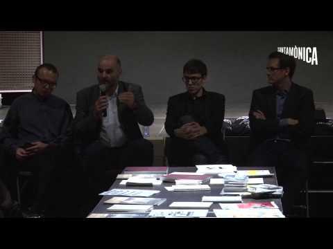 "Arts Santa Mònica ""Building Geneva_Projects versus challenges"" - Trobada Barcelona_Geneva"