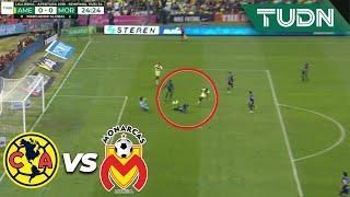 ¡Achilier le quita el gol a Renato! | América 0 - 0 Morelia | Liga Mx - AP 19 - Semifinal | TUDN