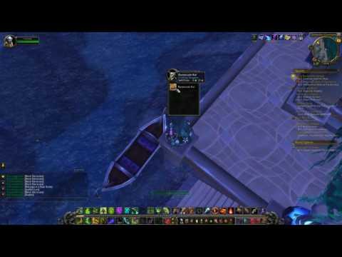 Легион рыбная ловля