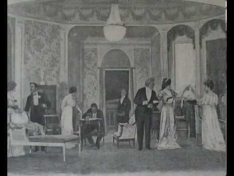 """L'éventail"" Robert De Flers-Francis De Caillavet (1907)"