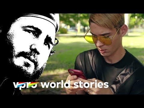 Cuba: the wifi