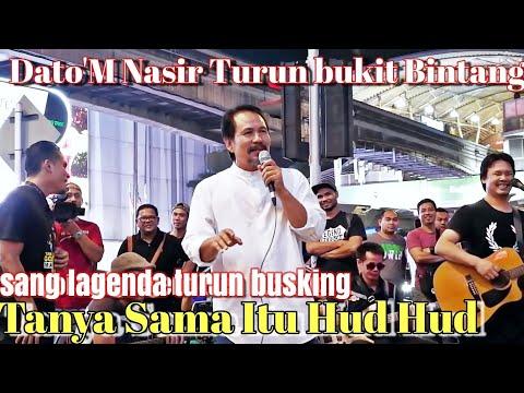 Tanya Sama Itu Hud Hud||Bukit Bintang Depan mcd Padat..Redeem Kedatangan Datuk M.Nasir..