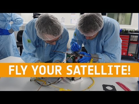 Get a taste of Fly Your Satellite!