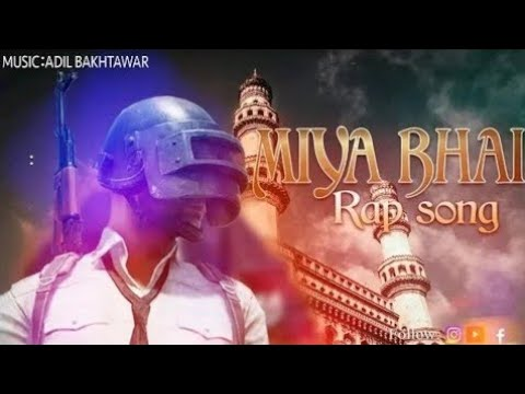 PUBG MOBILE MIYA BHAI STYLE FUNNY SONG || RUHAAN ARSHAD || FULL SONG || OFFICIAL VIDEO