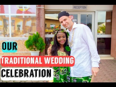 Cameroon Traditional wedding Celebration