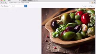 Section 08 - Lesson 07: Implementing the Recipe Page HTML Part 1