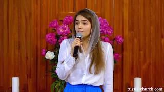 Роза Назарчук - Христианская песня Хочется в небо!