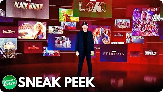 MARVEL STUDIOS PHASE 4 PRESENTATION | Kevin Feige unveils the upcoming Disney+ shows and movies