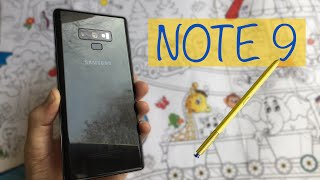 Samsung Galaxy Note 9 в 2019 году