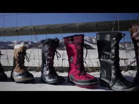 SOREL Festival Style Boot Upgrade: Park City