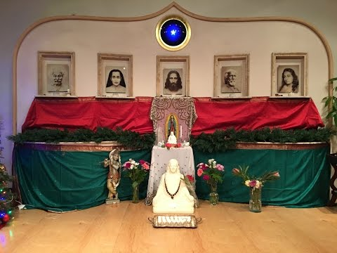 Yogananda's Birthday Celebration - Ananda Los Angeles, January 5, 2017
