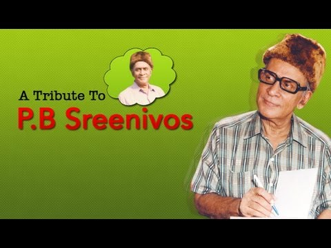 A tribute to PB Sreenivos | Tamil Audio Jukebox | Vol 3