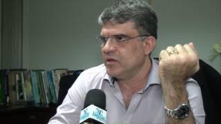 Dep. Leonardo Pinheiro fala da Estrada do Bixopá, Hospital Regional e chegada do Raio em Limoeiro