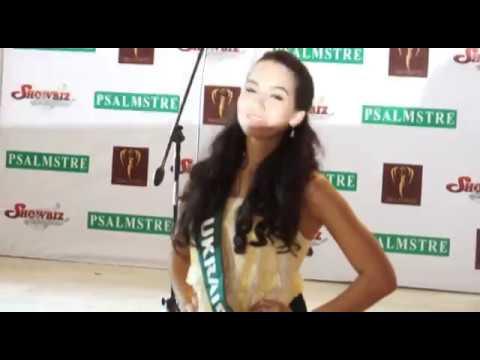 Miss Ukraine sa Miss Earth 2016, posibleng ma-inlove sa Pinoy