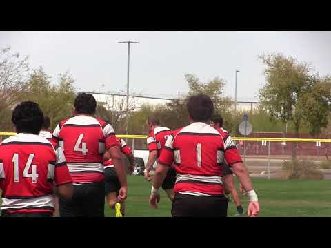 ASU Rugby vs The University of New Mexico