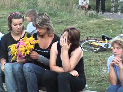Жители и дачники деревни Никольское Дмитровского района Московской области