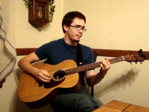 """"""" Simple Twist Of Fate """" Bob Dylan (Cover) by Tyler Nimon"""