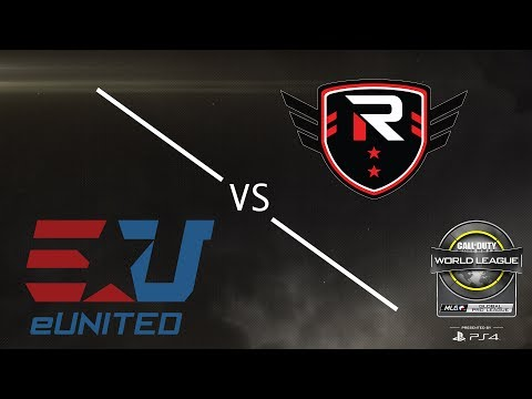 eUnited vs Rise Nation - CWL Global Pro League Stage 2 - Group Yellow - Day 1