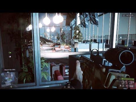 Battlefield 4 Gameplay - Campaign Mission 2 - Shanghai - 1080p GeForce GT 650M