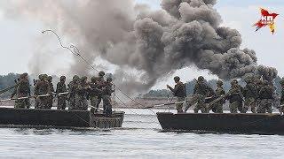 В Муроме прошли тактические учения на воде