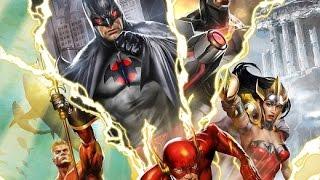 Liga Da Justiça Ponto De Ignição 2013 Ação,Animação,Aventura Trailer