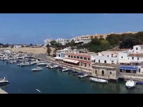 Menorca(Minorca) Spain 2016 Short film to capture amazing nature and memory