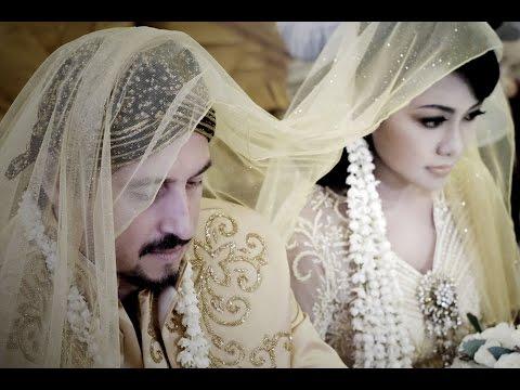 Our Javanese Traditional Wedding (Italian-Indonesian)