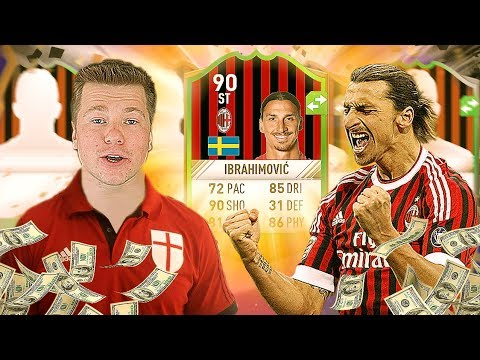 IBRA WRACA DO MILANU?! MILAN TO GLORY! FIFA 17