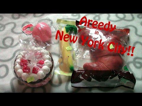 Squishy Vlog : NYC Squishy Vlog #2 - YouTube