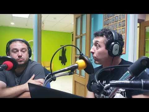 Estelas químicas en el programa de radio Tu Mundo en Mi Mundo en radio Millenium  107.7FM